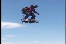 Geniales Flyboard