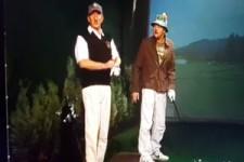 Golferwitze mit Raab und Krüger