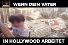 Wenn Dein Vater in Hollywood arbeitet