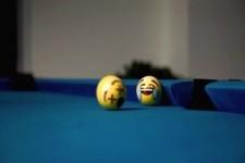 Emoji-Billiard