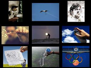 Spannende Foto Illusionen