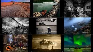 2017 Int. Ausstellung für Fotografie Ökologische Wahrheit