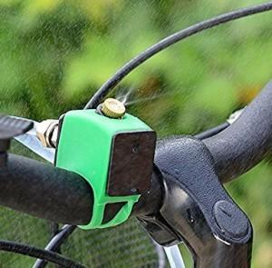 Sprühnebler fürs Fahrrad!