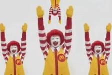 Durchgeknallte McDonalds-Werbung