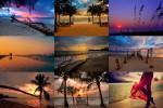 Sunset-Beach---Sonnenuntergang-am-Strand.ppsx auf www.funpot.net