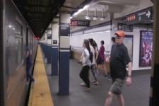 Die Newyorker und ihre Subway