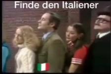 Wer ist der Italiener