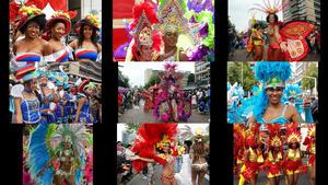 Zomercarnaval 2017- Rotterdam - Summer Carnival Niederlande