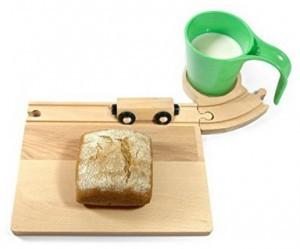 Eisenbahn Frühstücks-Set!