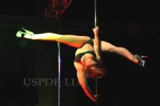 Pole-Dance in Perfektion