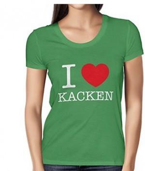 T-Shirt mit komischer Aufschrift!