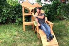 Genialer Stuhl
