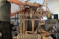 The Marble Machine (Der Bau) 1
