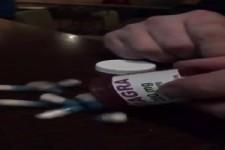 Die Pillen stehen schon mal