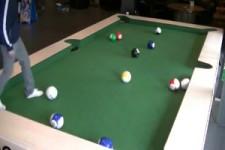 Cooles Billiardspiel