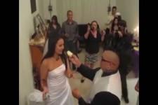 Hoppalas bei Hochzeiten