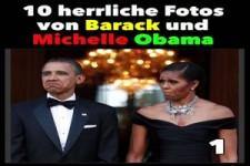 Bilder von den Obamas