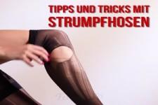 Tipps für alte Strumpfhosen