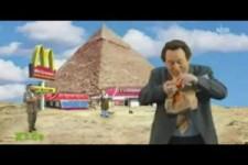 Klaus erklärt Mubarak
