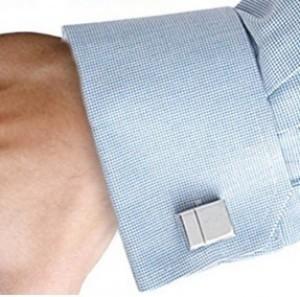 USB Stick im Manschettenknopf!