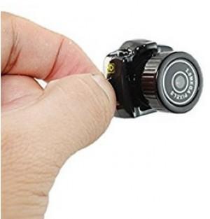 Mini Spionagekamera!