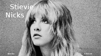 Jukebox - Stevie Nicks 001