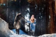 Humans & animals 02 - Menschen & Tiere 02