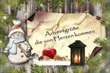 Adventsgruesse