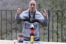 Coca Cola, Nutella und Mentos