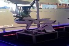 Poledance-Roboter