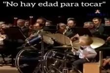 Schlagzeugernachwuchs