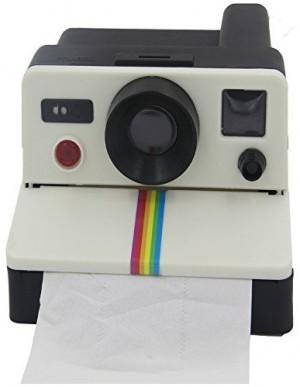 Toilettenpapierhalter im Polaroid-Design!