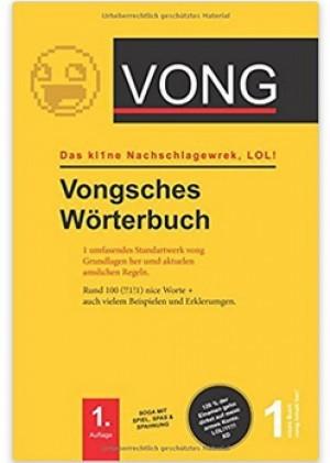 Vongsches Wörterbuch!