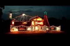 Super Weihnachtsbeleuchtung mit Musik
