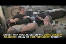 Babysprache fuer Anfaenger - Opa spricht Klartext
