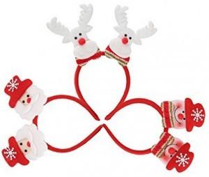 Weihnachts-Haarreifen!