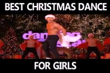 Weihnachts-Tanz