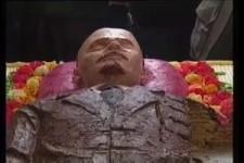 V. Lenin, als Torte...