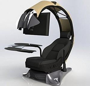 Genialer Arbeits- und Fernseh-Sessel!