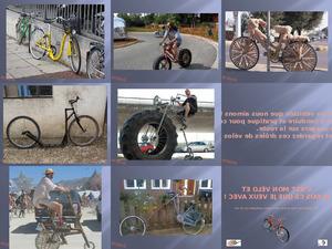 C'est mon Vélo - Das ist mein Fahrrad