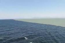 Treffen zwei Ozeane
