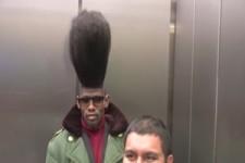Krasse Frisur