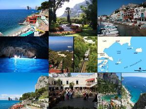 Italien - Insel Capri