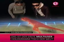 Hologramm Tisch