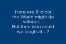 8 Idioten