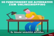 Alternative zum Onlineshopping