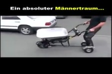 Absoluter Männertraum