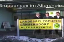 Gruppensex im Altenheim