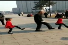 Tanzende Generationen