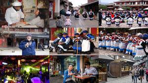 Tibet Lijiang